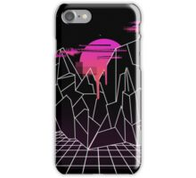 Digital Sun iPhone Case/Skin