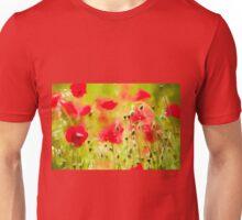Art of Poppy by David Tovey Unisex T-Shirt