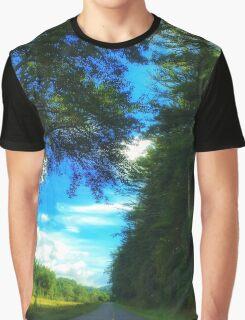 Blue Ridge Parkway No. 1 Graphic T-Shirt