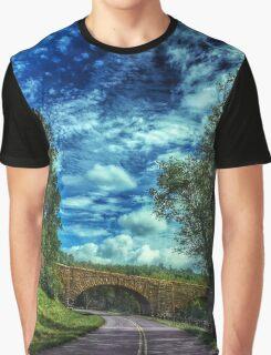 Blue Ridge Parkway No. 2 Graphic T-Shirt