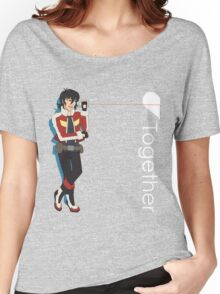 Tin Can Telephone (Keith) Women's Relaxed Fit T-Shirt