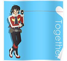 Tin Can Telephone (Keith) Poster
