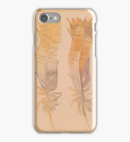 Feather demo iPhone Case/Skin