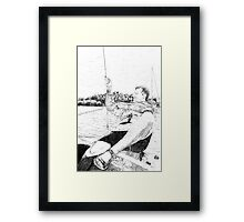 Onward Toward Freedom Framed Print