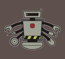 Vectorbot 006 One Piece - Short Sleeve
