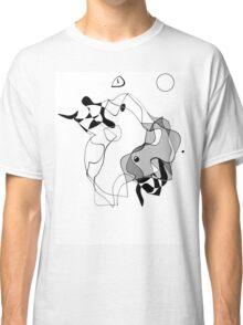TH3 M3573R 4ND M4R64RI74 Classic T-Shirt