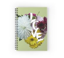 Lovely Flowers Spiral Notebook
