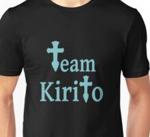 Team Kirito - Sword Art Online - Kinghts of The Blood Oath Unisex T-Shirt