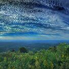 Morning on the Blue Ridge by Anthony M. Davis