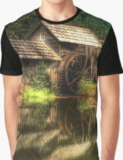 Mabry Mill Graphic T-Shirt
