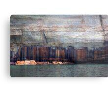 Pictured Rock National Lakeshore 2 Metal Print
