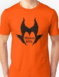 Mistress of All Evil T-Shirt