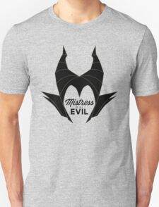 Mistress of All Evil T-Shirt