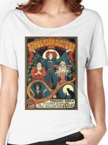 Hocus Pocus Sanderson Sisters  Women's Relaxed Fit T-Shirt