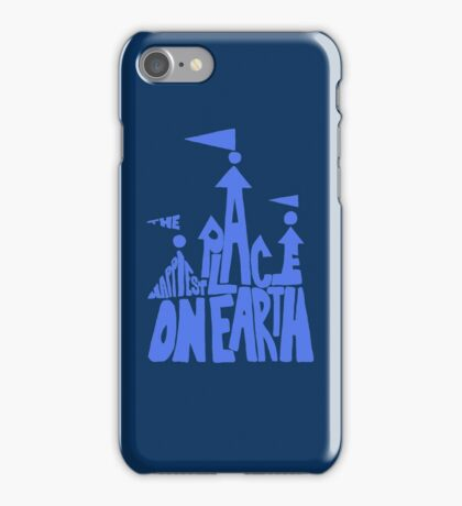 Happiest Place iPhone Case/Skin