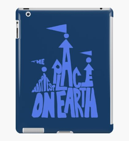 Happiest Place iPad Case/Skin