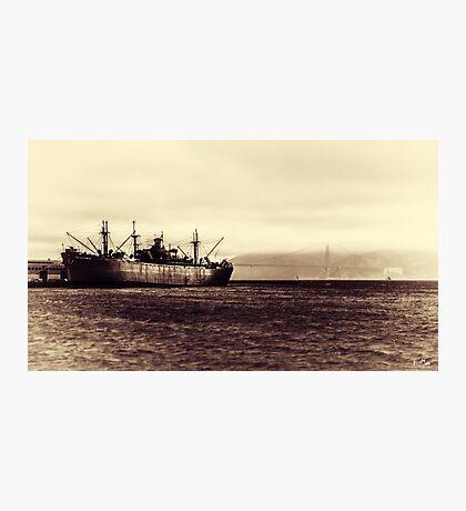 Old San Francisco Photographic Print