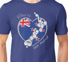 This is New Zealand Unisex T-Shirt