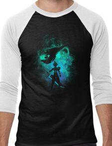 Ex soldier Art Men's Baseball ¾ T-Shirt