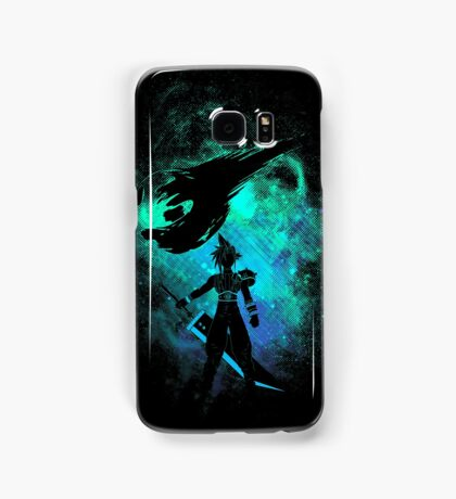 Ex soldier Art Samsung Galaxy Case/Skin