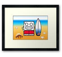 Summer Fun (complete) Framed Print