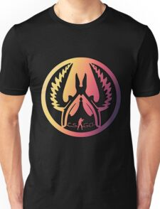 CS:GO Design: Counter Terrorist Fade Unisex T-Shirt