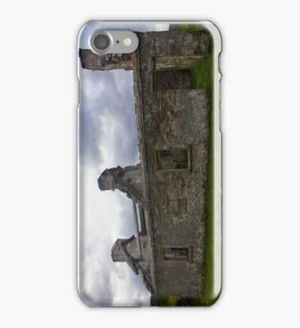 Ruined Cottage at Cashelnagor, County Donegal, Ireland iPhone Case/Skin