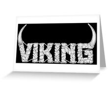 Viking Merchandise Greeting Card