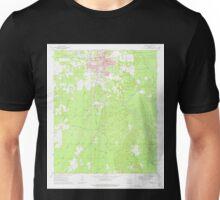 USGS TOPO Map Arkansas AR Warren 259826 1973 24000 Unisex T-Shirt
