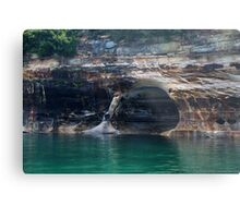 Pictured Rock National Lakeshore 9 Metal Print