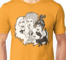 Hocus Pocus Witches-LIMITED TIME ONLY Unisex T-Shirt