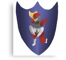 Knight Bisharp Canvas Print