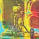 Teddy Bear Ride by susan stone
