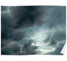 sky storm Poster