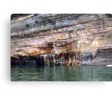 Pictured Rock National Lakeshore 12 Metal Print