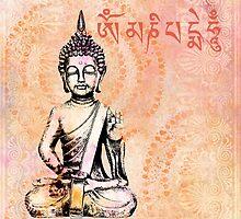 Buddha III by artsandsoul
