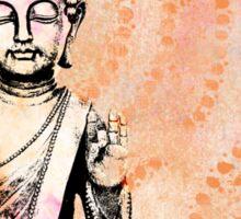 Buddha III Sticker