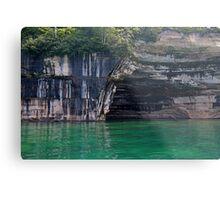 Pictured Rock National Lakeshore 16 Metal Print