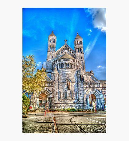 Saint-Michel Church Photographic Print
