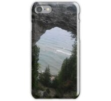 Arch Rock View iPhone Case/Skin
