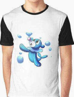 Bubbly Popplio Graphic T-Shirt