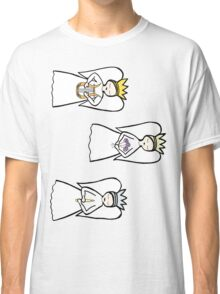 3 angels (mixed) Classic T-Shirt