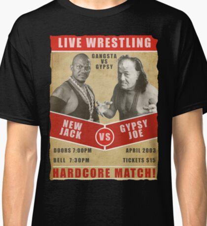 New Jack VS Gypsy Joe Classic T-Shirt