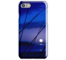 Instow blue iPhone Case/Skin