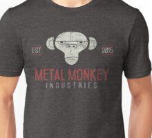 Metal Monkey Industries Logo  Unisex T-Shirt