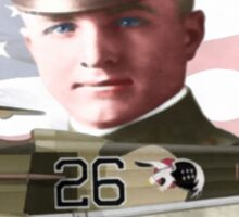 2nd Lieutenant Frank Luke Jr. Sticker