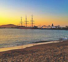 Sunset San Francisco  by ProjectSpearman