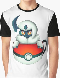 Absol PokeCup Graphic T-Shirt