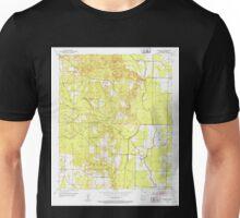 USGS TOPO Map Arkansas AR Fouke SE 258499 1952 24000 Unisex T-Shirt
