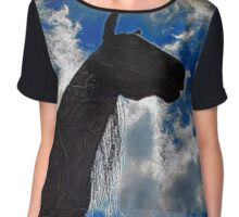 Artwork Of Gulfport Florida Chiffon Top